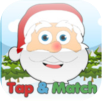 Santa's tap and match logo