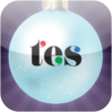 TES Christmas HD logo