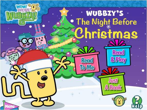 7 Cute Holiday Apps For Kids